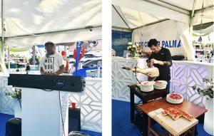 Jamon DJ Palma Boat Show