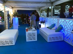 Lifestyle stand Yacht Center Palma