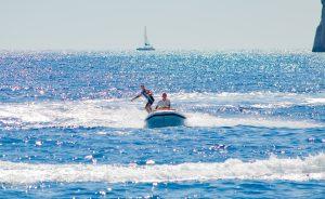 Wakeboarding en Mallorca.